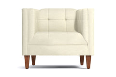 Pacific Chair :: Leg Finish: Pecan