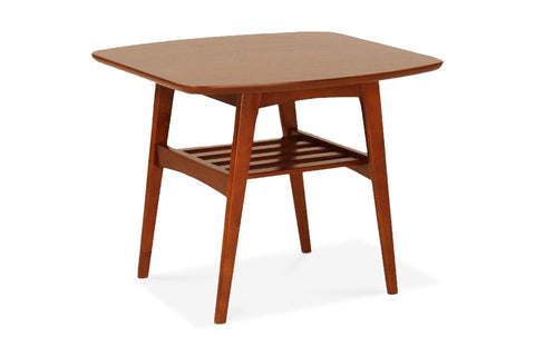 San Pedro Side Table WALNUT - Apt2B - 1