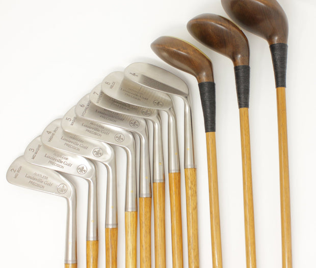 Precision Series | Hickory Tournament Set - Louisville Golf