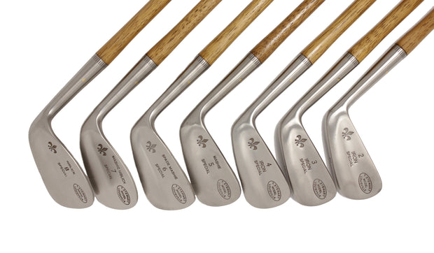 T. Stewart Series | Hickory Intro Set - Louisville Golf