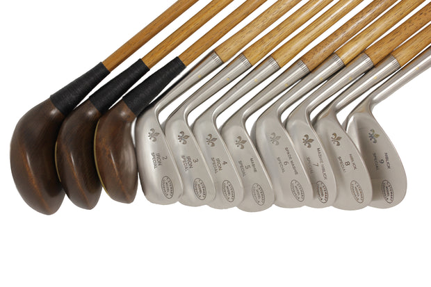 T. Stewart Series | Hickory Tournament Set - Louisville Golf