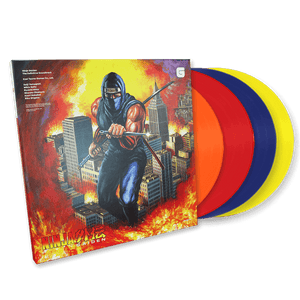 Ninja Gaiden The Definitive Soundtrack Vol. 1+2 Vinyl