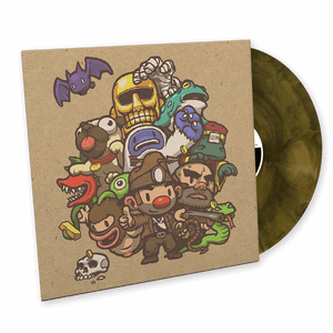 Spelunky Vinyl Soundtrack