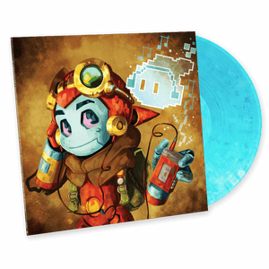 SteamWorld Dig 2 Vinyl Soundtrack