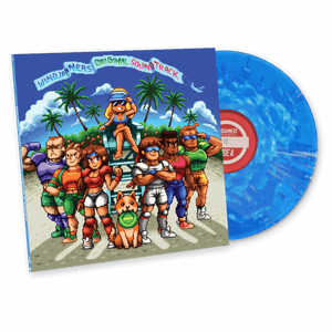 Windjammers Vinyl Soundtrack