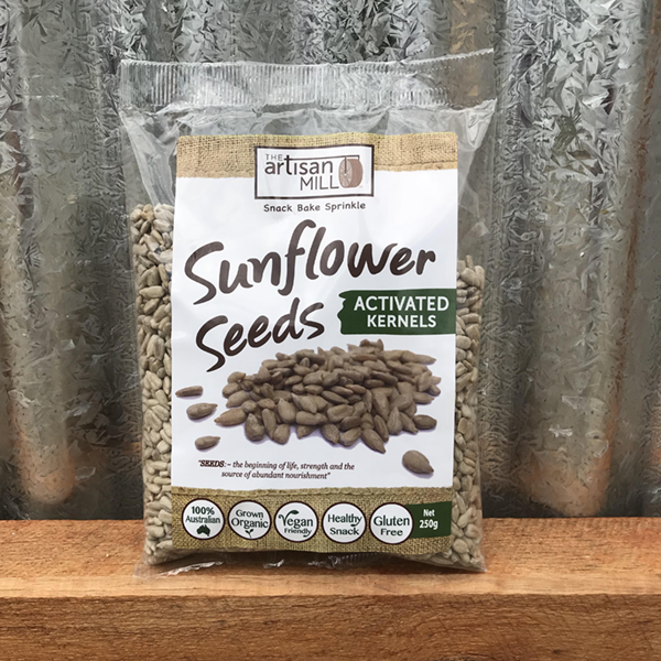 Sunflower Seeds Natural
