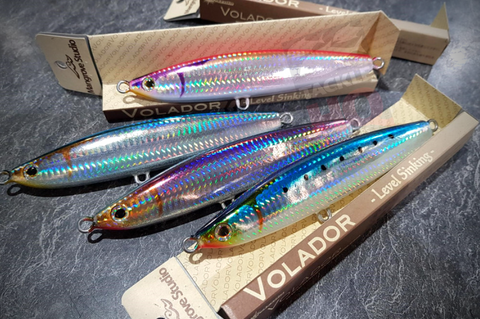 Mangrove Studio Volador Level Sinking 150mm 58g Stickbaits
