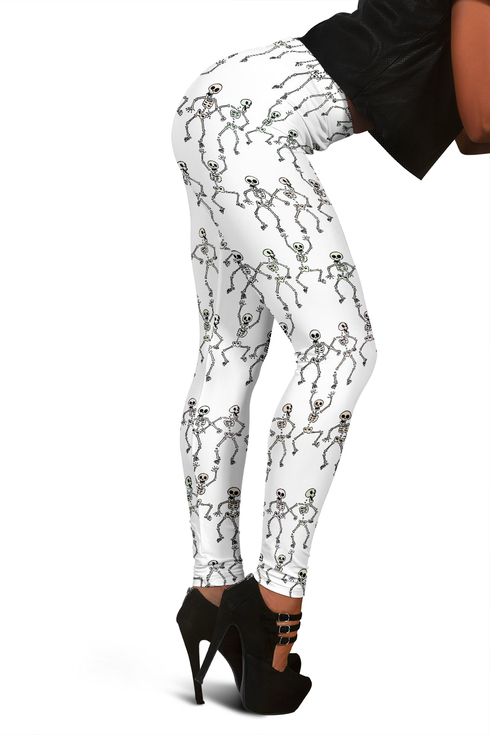 SKELETON Leggings - Her Athletic Lifestyle