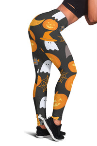Trick or Treat LEGGINGS - Her Athletic Lifestyle