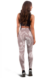 Lace Leggings - Her Athletic Lifestyle