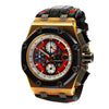 AUDEMARS PIGUET Barrichello III 44mm 18K Rose Gold/Titanium Case. Red Dial