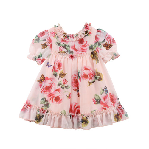 Astrid party dress (6M-4YR)
