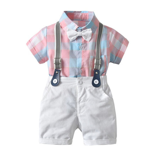 Thomas party outfit (6M-3YR)