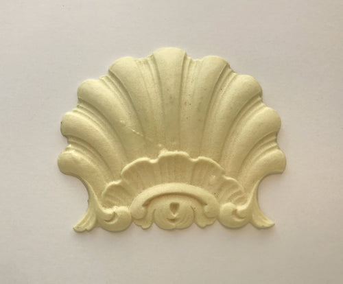 Large clam shell silicone mold