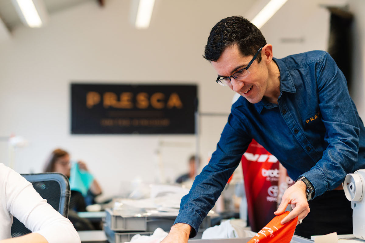 Sponsor interview: Robert Webbon, Presca Teamwear