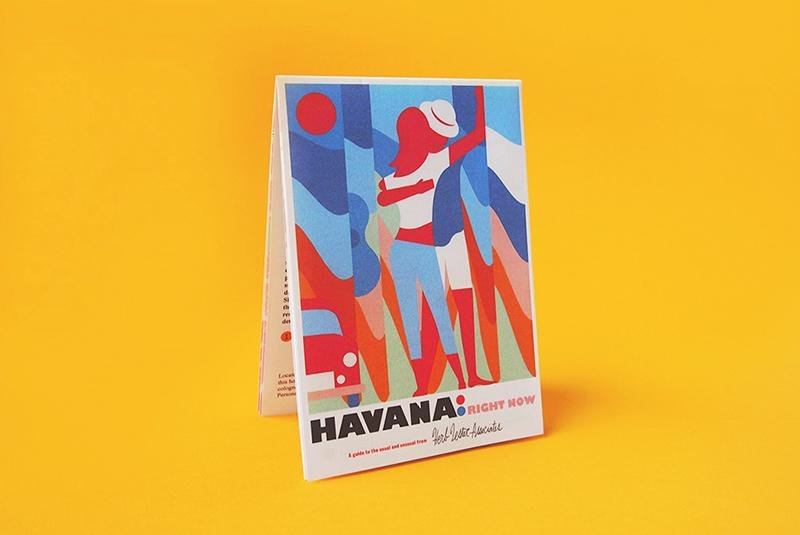 'havana: right now' mini travel guide