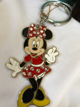 Load image into Gallery viewer, Minnie mouse key chain
