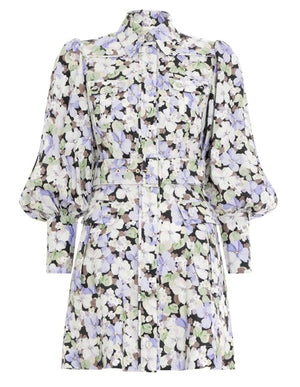 Ninety-six shirt dress by Zimmermann