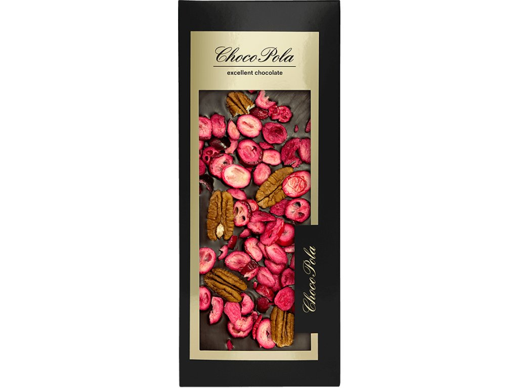 Choco Pola- Excellent chocolate - The Million Roses Slovakia