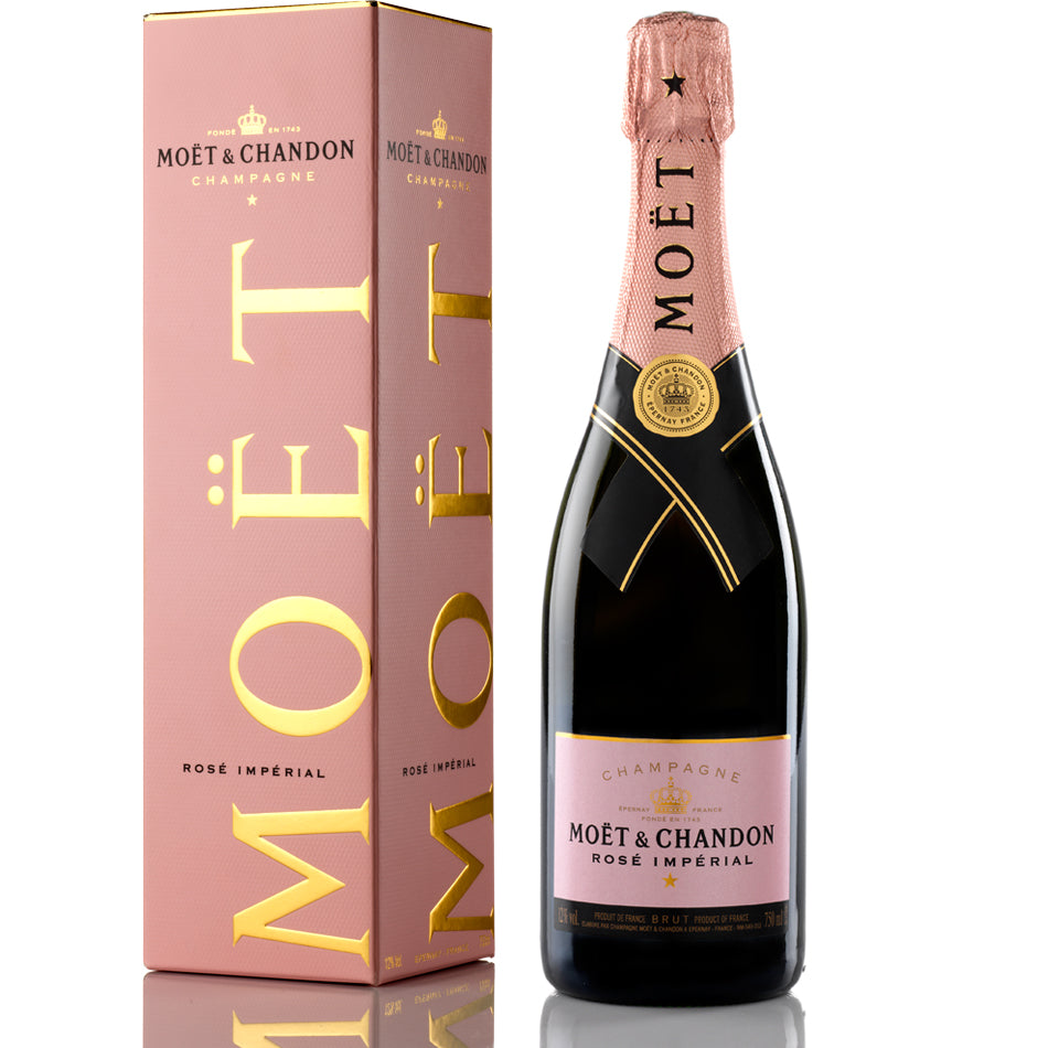 Moët & Chandon , Rose - The Million Roses Slovakia