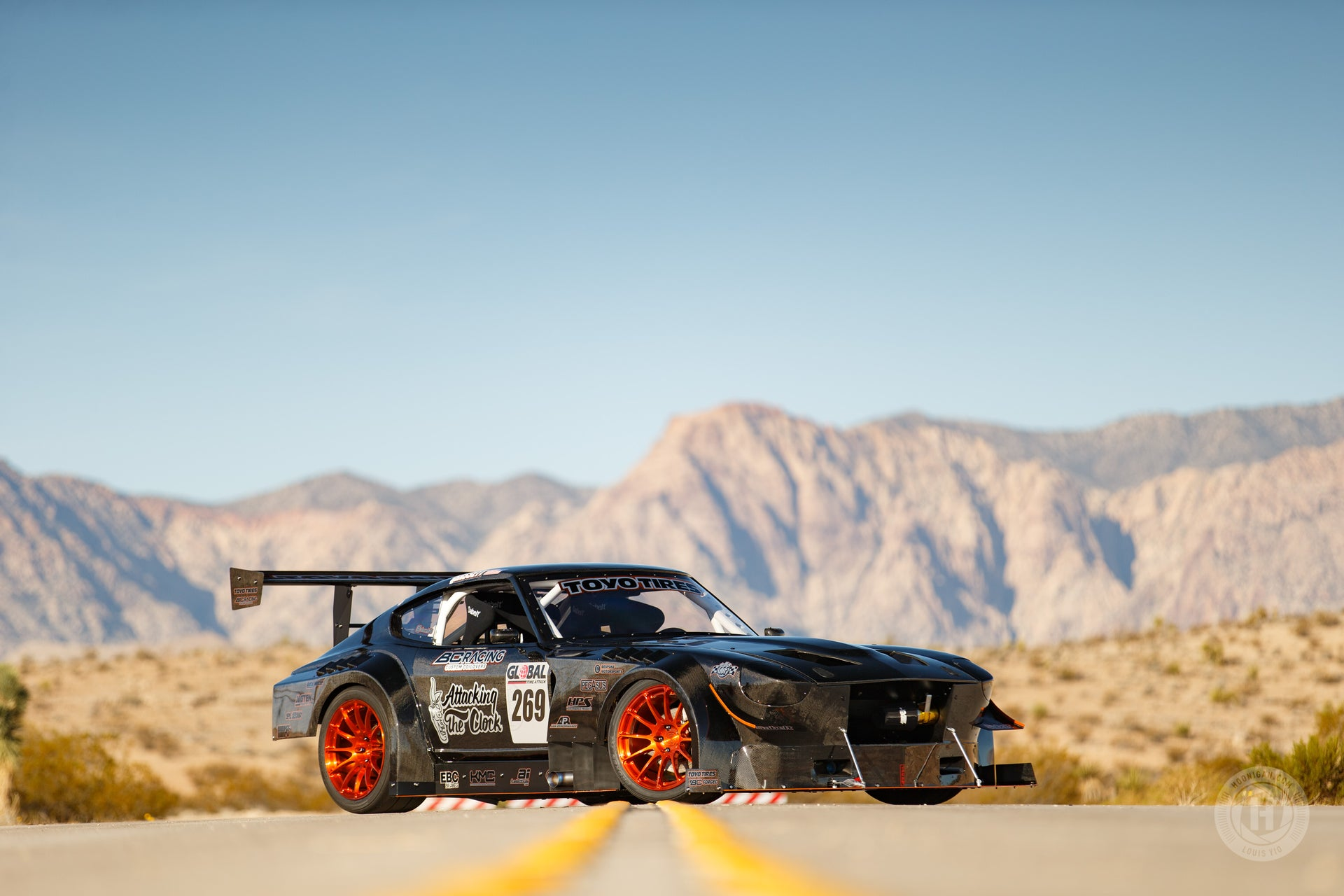 An All Carbon 240z