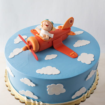 When Pigs Fly Cake