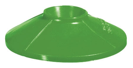 "Green Splatter Shield- Fits 3/4"" - 1"" Nozzles"