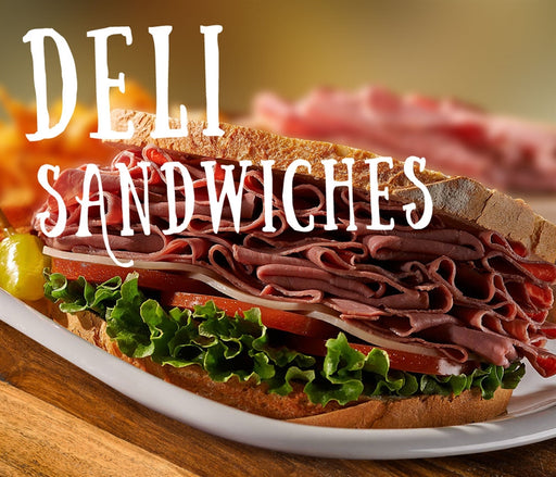 Deli Sandwich Pump Topper