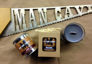 Man Cave Collection - Petite Candle