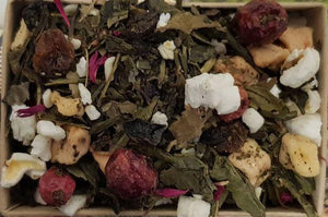 Amarena Cherry Yoghurt - Loose Leaf Tea Subscription Boxes