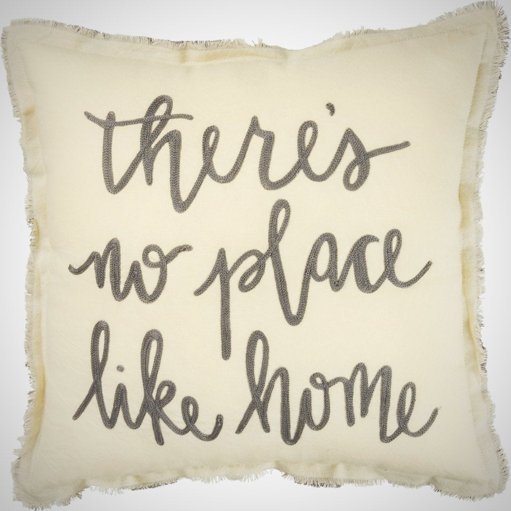 "There's No Place Like Home - 15"" x 15"""