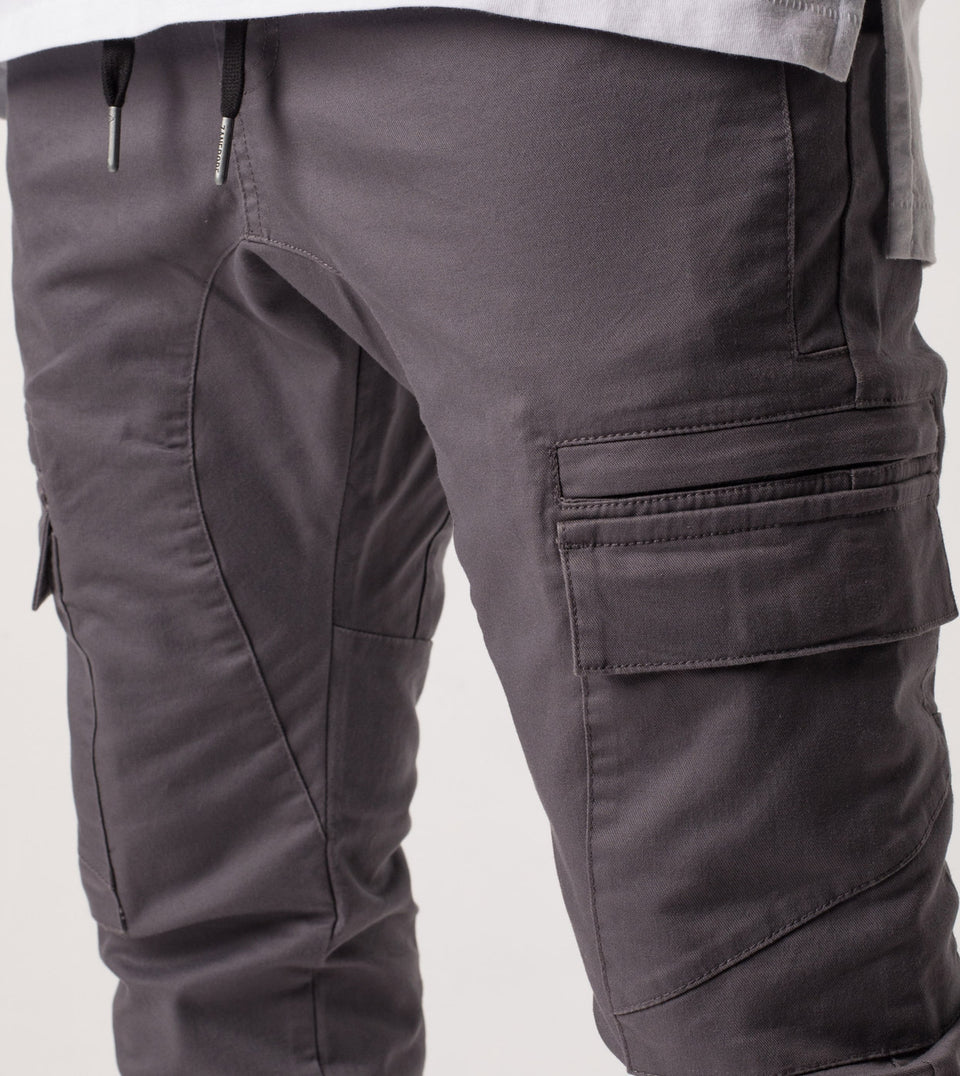 Sureshot Cargo Jogger Smoke - Sale