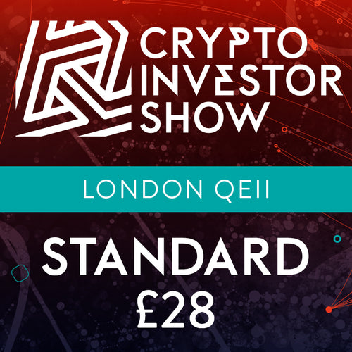 Crypto Investor Show London 2019