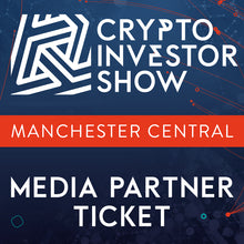 Load image into Gallery viewer, Crypto Investor Show Manchester 2019