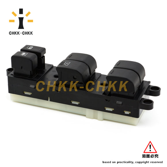 Window Master Control Switch 25401-9W100 For Nissan Pathfinder Left Front 25401 9W100