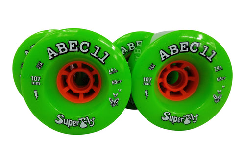 107mm Green ABEC 11 ReFly 74a