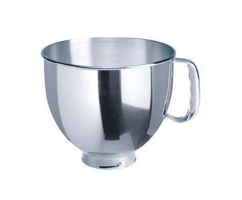 KitchenAid Stainless Steel Bowl with Handle 4.8lt