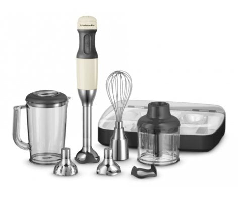 KitchenAid KHB2569 Hand Blender - Almond Cream