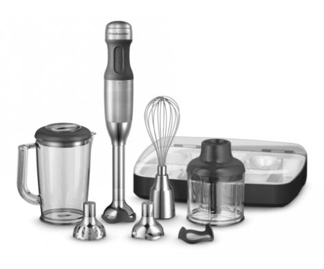 KitchenAid KHB2569 Hand Blender - Stainless Steel