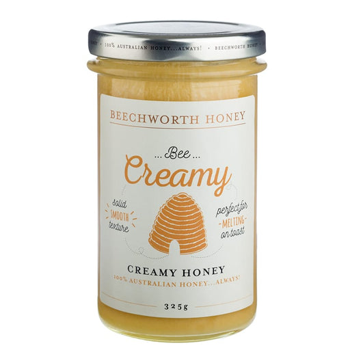 Beechworth Honey Bee Creamy 325g