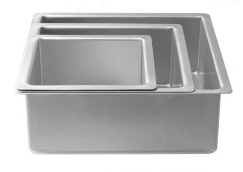 Mondo Square Deep Cake Tins Set of 3