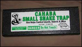 Cahaba Snake/Lizard Trap-small