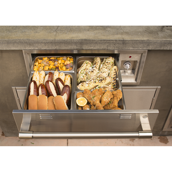 Alfresco 30 Quot Electric Warming Drawer Bbq Outfitters
