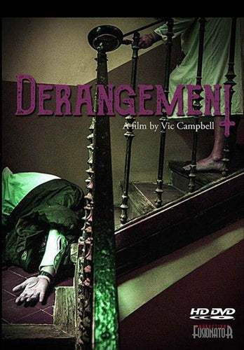 Derangement DVD Import