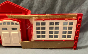 "Plasticville School House Miniature from ""She Kills"""