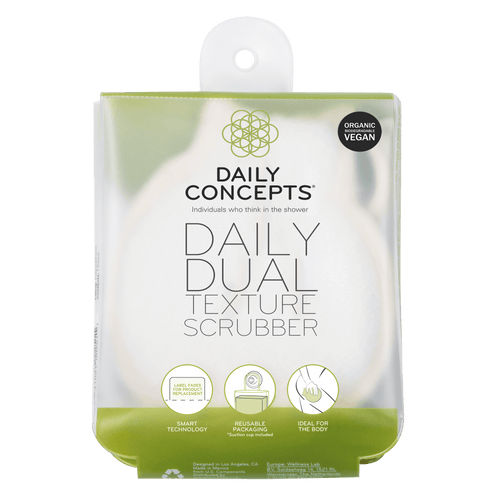 Daily Dual Texture Scrubber