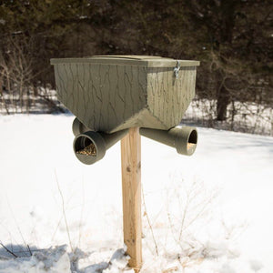 Feedbank 150 Gravity Deer Feeder