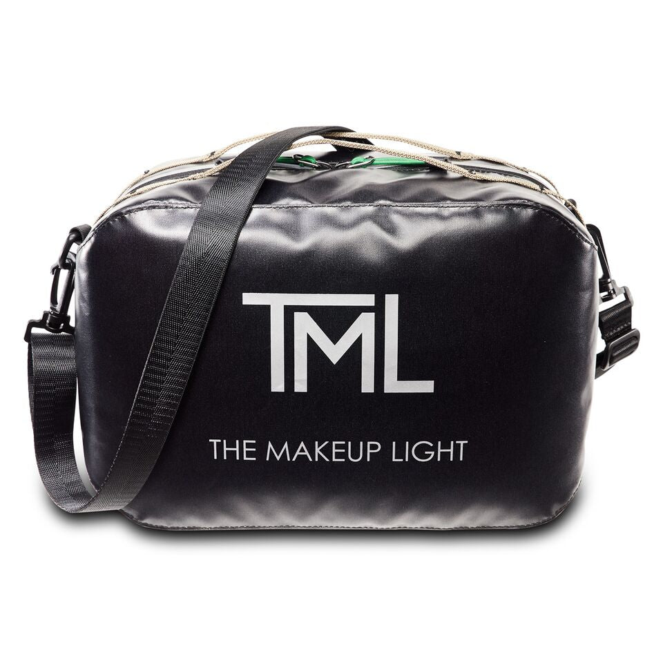 The Makeup Light Australia and how to fit your TML Master Kit into the Pro bag.