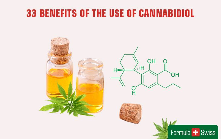 33 cbd oil benefits