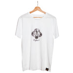 Highland White T-shirt - Monkey